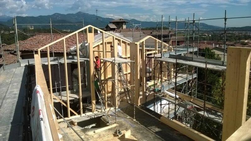 logika rivoluzione case prefabbricate in legno
